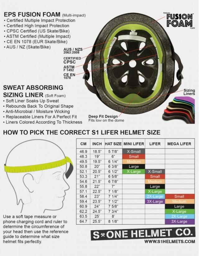 S-One Lifer Visor Helmet Purple Matte. - Safety Helmet  - Cover Photo 1