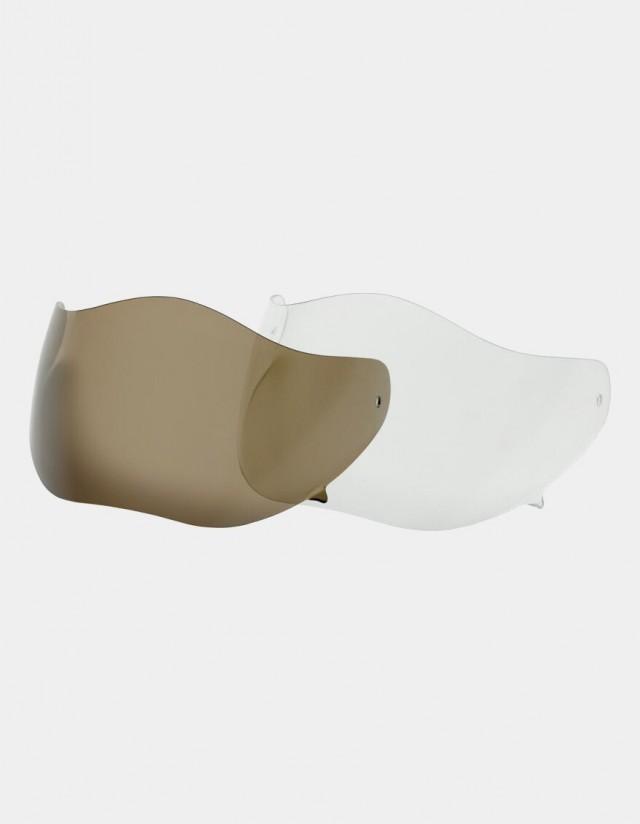 Triple Eight Racer Downhill Longboard Helmet White. - Safety Helmet  - Cover Photo 1