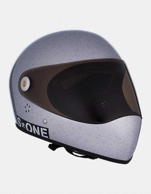 S-One Lifer Fullface Helmet White. - Safety Helmet  - Cover Photo 1