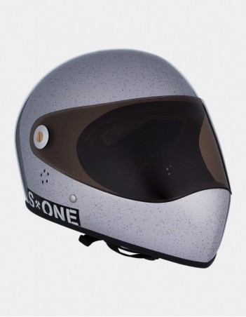 S-One Lifer Fullface Helmet White. - Safety Helmet - Miniature Photo 1