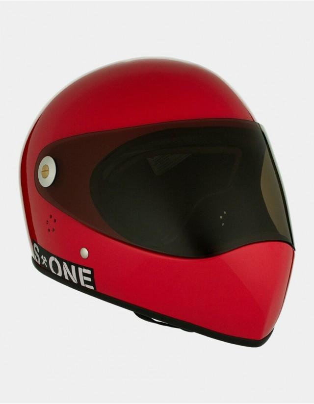 S-One Lifer Fullface Helmet White. - Safety Helmet  - Cover Photo 3