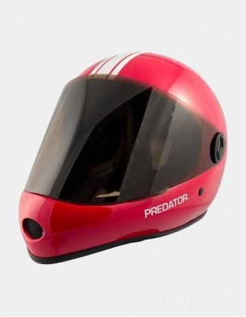 Predator Dh-6 Skate Helmet Red. - Product Photo 1