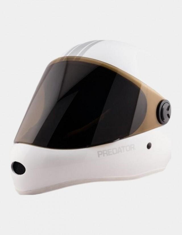 Predator Dh-6 Skate Helmet White. - Safety Helmet  - Cover Photo 1