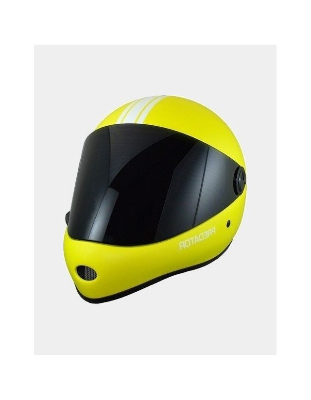 Predator Dh-6 Skate Helmet Yellow. - Safety Helmet  - Cover Photo 1