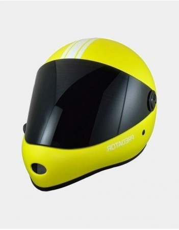 Predator DH-6 Skate Helmet Yellow. - Safety Helmet - Miniature Photo 1