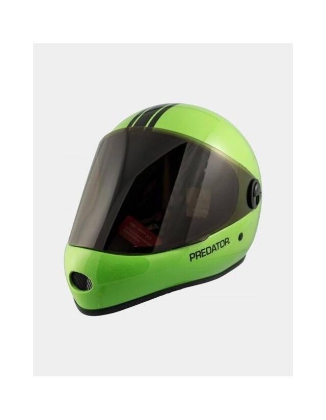 Predator Dh-6 Skate Helmet Green. - Safety Helmet  - Cover Photo 1