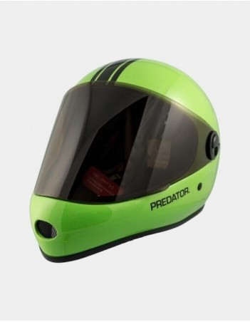 Predator DH-6 Skate Helmet Green. - Safety Helmet - Miniature Photo 1
