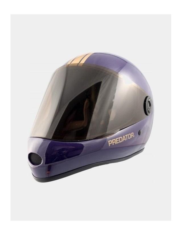 Predator Dh-6 Skate Helmet Blue. - Safety Helmet  - Cover Photo 1