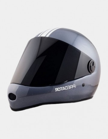 Predator Dh-6 Team Carbon Skate Helmet. - Product Photo 1