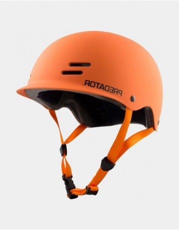 Predator Fr-7 Eps Helmet Orange. - Product Photo 1