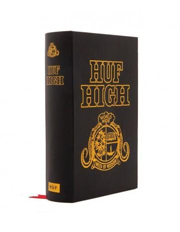 Huf Huf High Book Stash - Black - Product Photo 2