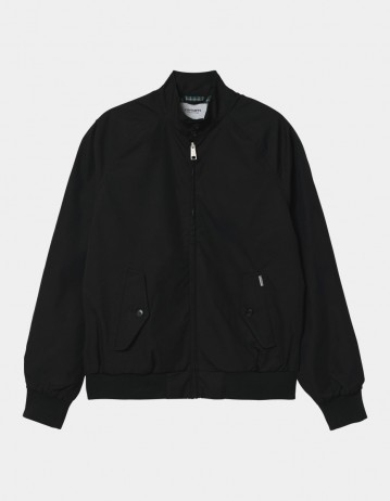 Carhartt Wip Midlake Jacket Black. - Product Photo 1