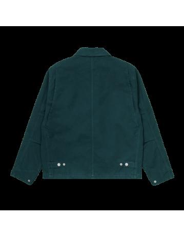 Carhartt Wip Arcan Jacket Deep Lagoon Garment Dyed. - Product Photo 2