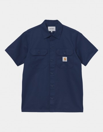 Carhartt Wip S/S Master Shirt Space. - Product Photo 1