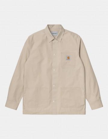 Carhartt Wip L/S Creek Shirt Wall. - Product Photo 1