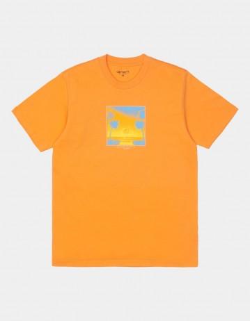 Carhartt Wip S/S Tropical T-Shirt Hokkaido. - Product Photo 1