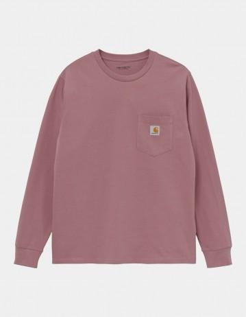 Carhartt Wip L/S Pocket T-Shirt Malaga. - Product Photo 1