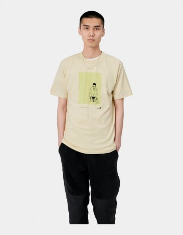 Carhartt Wip S/S 1999 Ad Evan Hecox T-Shirt Flour. - Product Photo 1