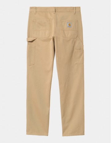 Carhartt Wip Ruck Double Knee Pant Dusty H Brown Stone Washed. - Product Photo 1