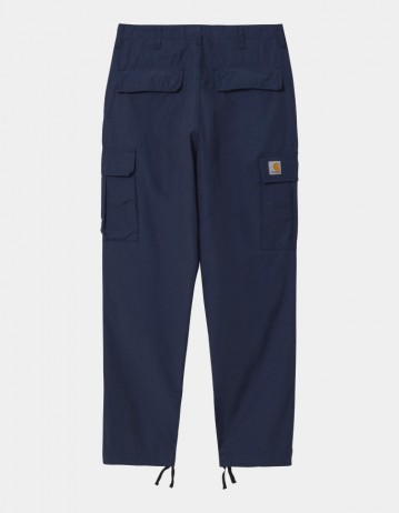 Carhartt Wip Field Cargo Pant Space Rinsed. - Product Photo 1