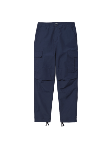 Carhartt Wip Field Cargo Pant Space Rinsed. - Product Photo 2