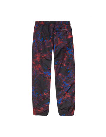 Carhartt Wip Terra Pant Satellite Print, Black / Reflective. - Product Photo 2