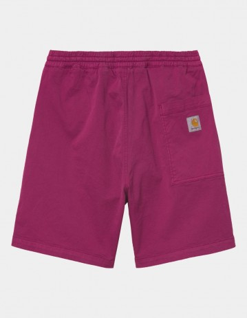 Carhartt Wip Lawton Short Tulip Garment Dyed. - Product Photo 1