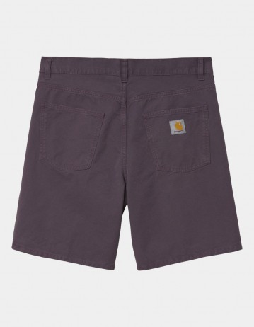 Carhartt Wip Newel Short Provence Garment Dyed. - Product Photo 1