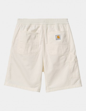 Carhartt Wip Flint Short Wax Rinsed. - Product Photo 1