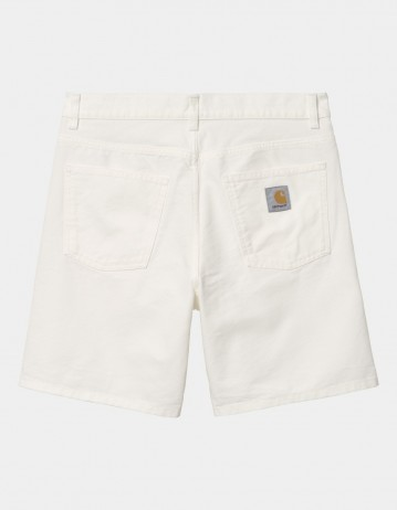 Carhartt Wip Newel Short Wax Rinsed. - Product Photo 1
