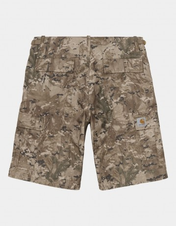 Carhartt Wip Aviation Short Camo Combi, Desert Rinsed. - Product Photo 1