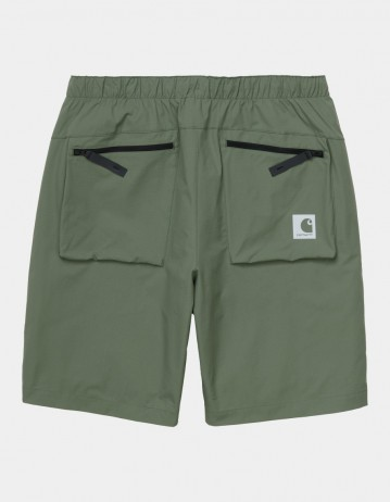 Carhartt Wip Hurst Short Dollar Green. - Product Photo 1