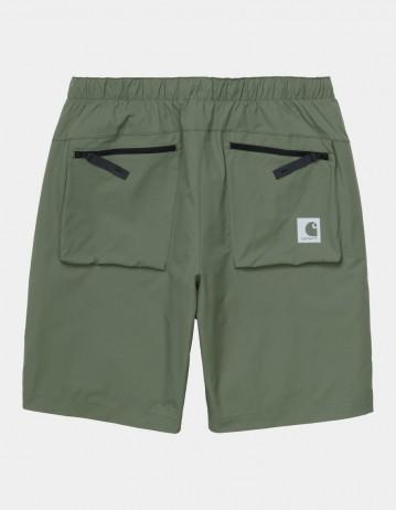 Carhartt Wip Hurst Short Dollar Green. - Product Photo 1