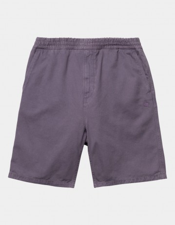 Carhartt Wip Carson Short Provence Stone Washed. - Product Photo 1