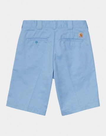 Carhartt Wip Master Short Wave Rinsed. - Product Photo 1