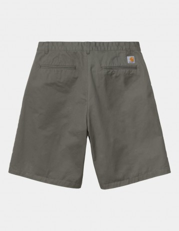 Carhartt Wip Alder Short Moor Stone Washed. - Product Photo 1