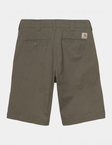 Carhartt Wip Master Short Moor Rinsed. - Product Photo 1