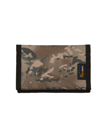 Carhartt Wip Payton Wallet Camo Combi, Desert / Black. - Product Photo 2