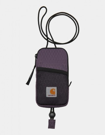 Carhartt Wip Spey Neck Pouch Provence / Black. - Product Photo 1