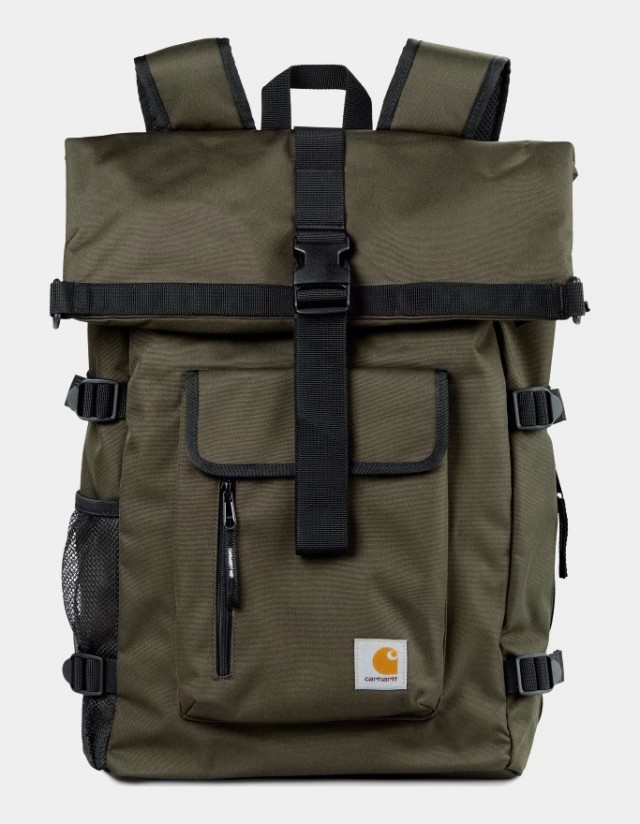 Carhartt Wip Philis Backpack Cypress. - Backpack  - Cover Photo 1