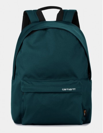 Carhartt Wip Payton Backpack Deep Lagoon / White. - Product Photo 1