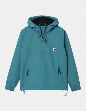 Carhartt WIP W Nimbus Pullover (Summer) Hydro. - Woman Jacket - Miniature Photo 1