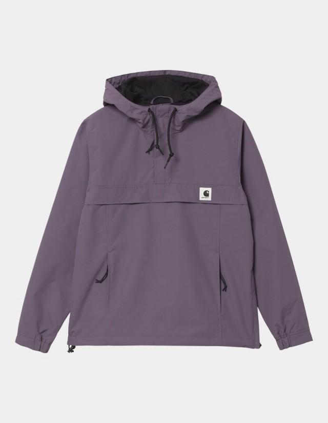 Carhartt Wip W Nimbus Pullover (Summer) Provence. - Woman Jacket  - Cover Photo 1