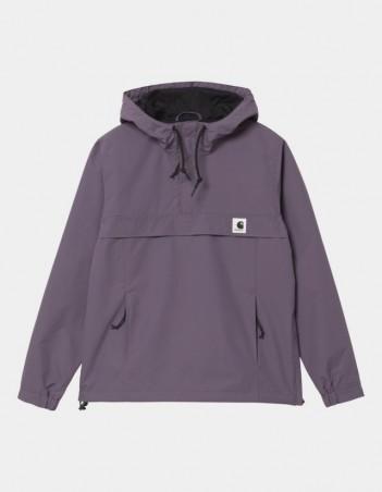 Carhartt WIP W Nimbus Pullover (Summer) Provence. - Woman Jacket - Miniature Photo 1
