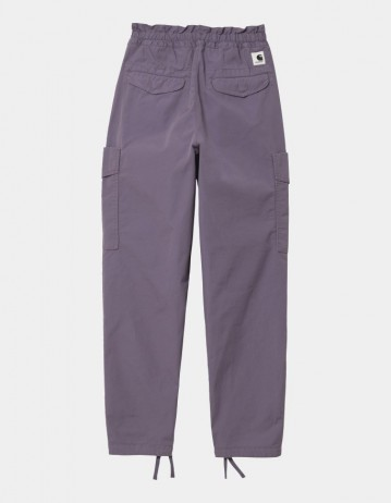 Carhartt Wip W Denver Pant Provence Stone Washed. - Product Photo 1