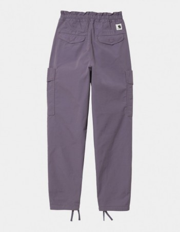 Carhartt WIP W Denver Pant Provence stone washed. - Women's Pants - Miniature Photo 1