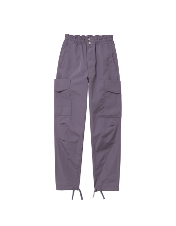 Carhartt Wip W Denver Pant Provence Stone Washed. - Product Photo 2