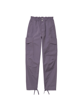 Carhartt WIP W Denver Pant Provence stone washed. - Women's Pants - Miniature Photo 2