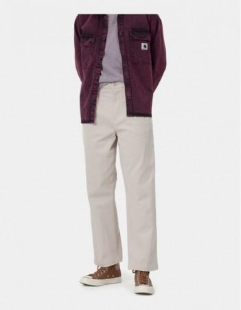 Carhartt WIP W Cara Pant Glaze rinsed. - Women's Pants - Miniature Photo 1