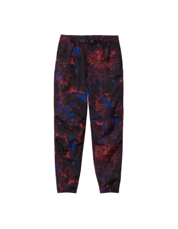 Carhartt WIP W Terrain Pant Satellite Print, Black. - Women's Pants - Miniature Photo 2